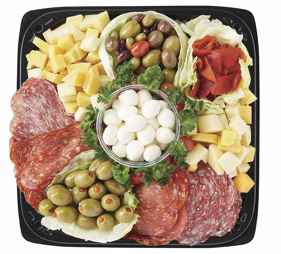 Antipasto Perfecto Platter Sample