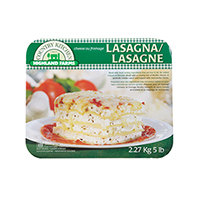 Homestyle Cheese Lasagna Product Shot