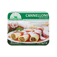 Homestyle Veal Cannelloni Product Shot
