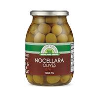 Nocellara Olives Product Shot