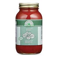 Gourmet Tomato Basil Sauce Product Shot
