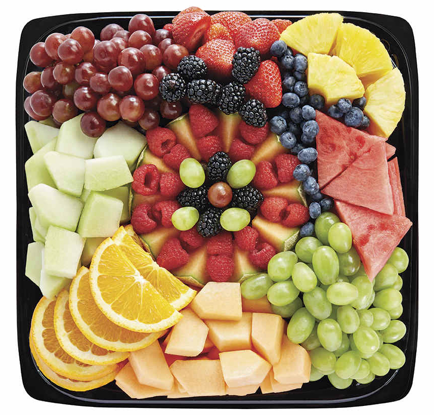 Fruit Celebration Platter Sample
