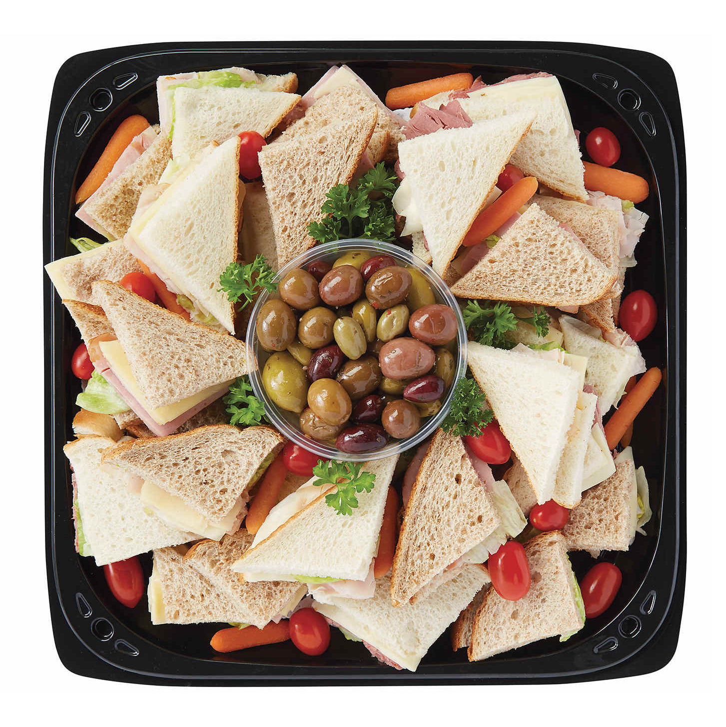 Party Perfect Sandwiches Platter Sample