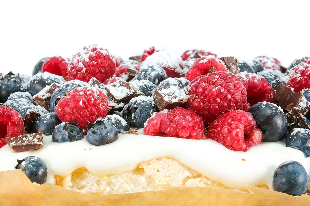 Berries & Cream (Prepared)