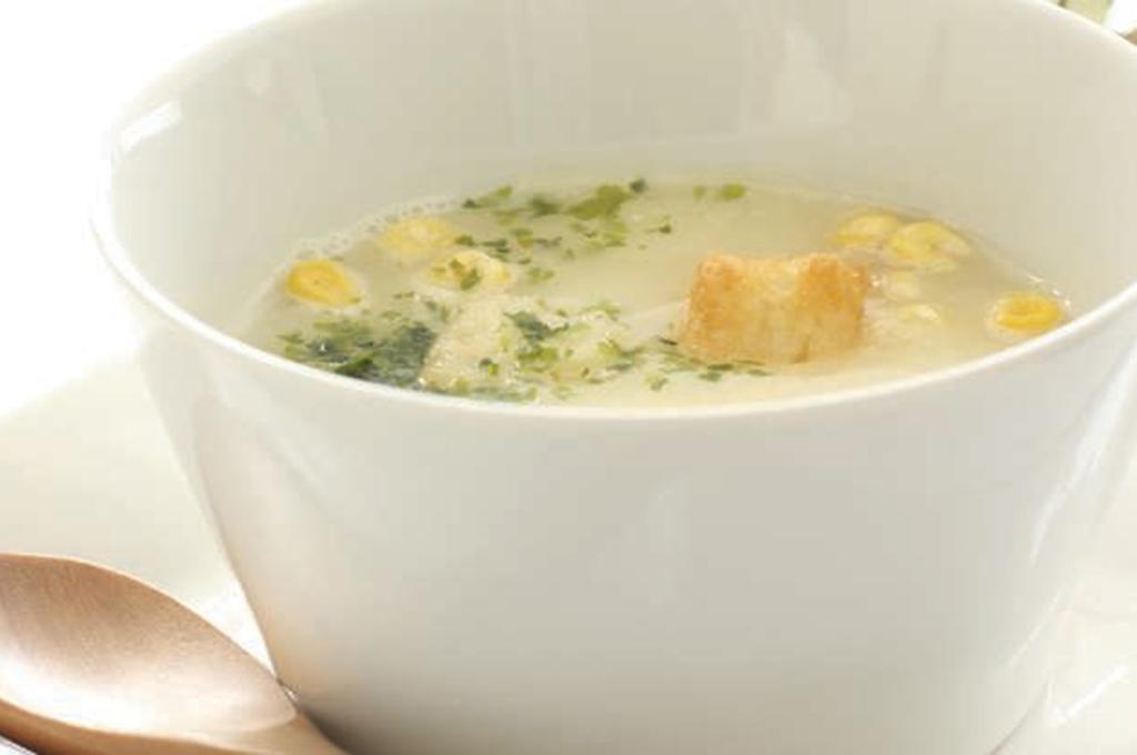 Cream Corn Chowder (Prepared)