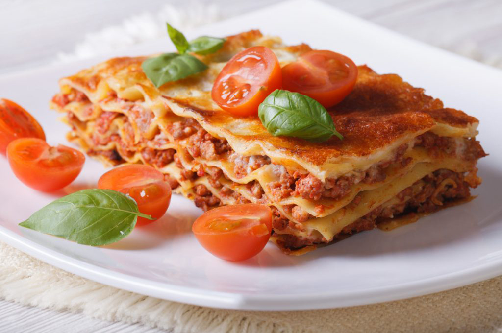 Fiesta Chicken Lasagna (Prepared)