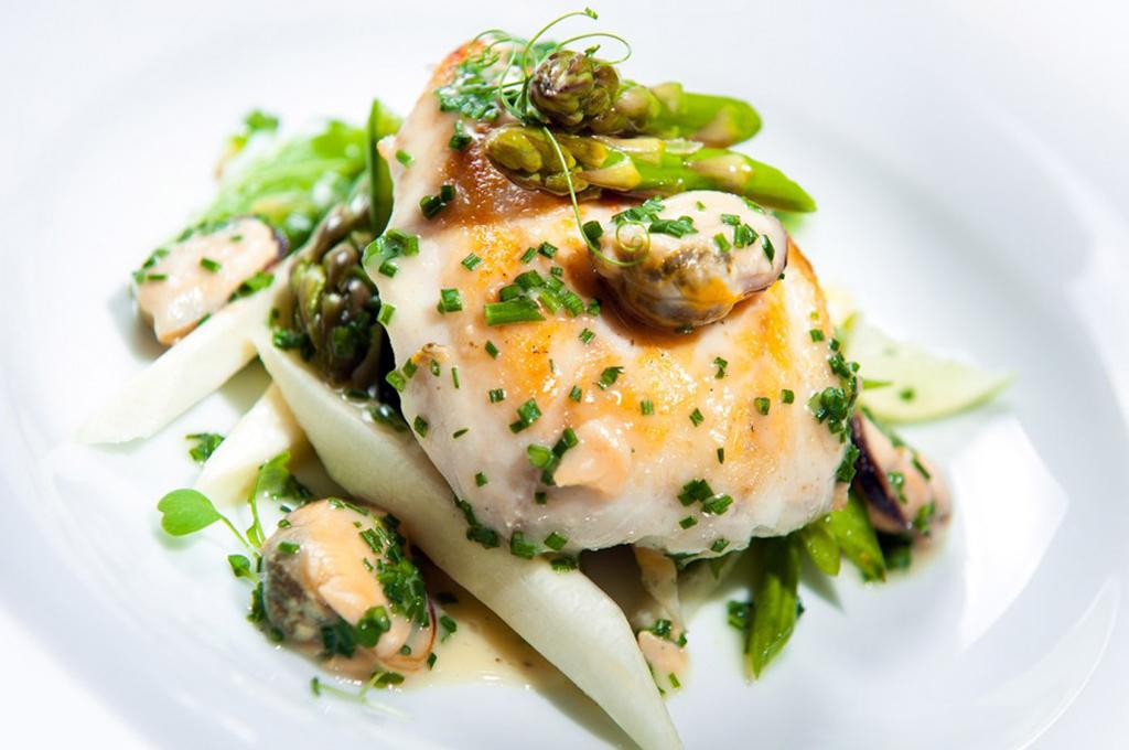 Grilled Italian Swordfish (Prepared)
