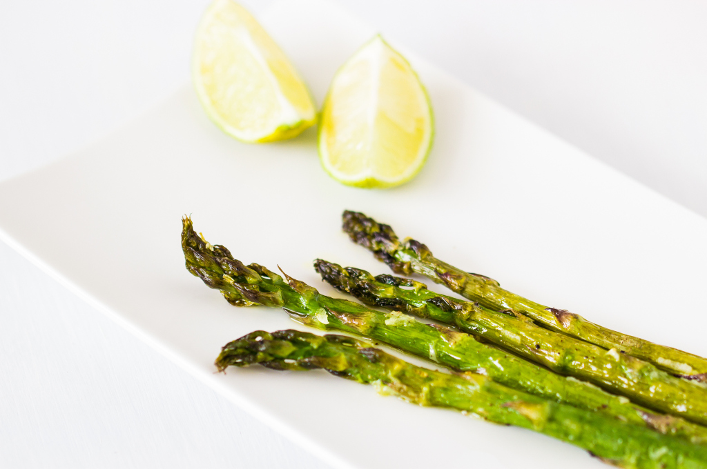 Roasted Asparagus (Prepared)