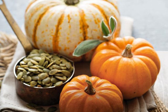 Roasted Pumpkin Seed (Prepared)