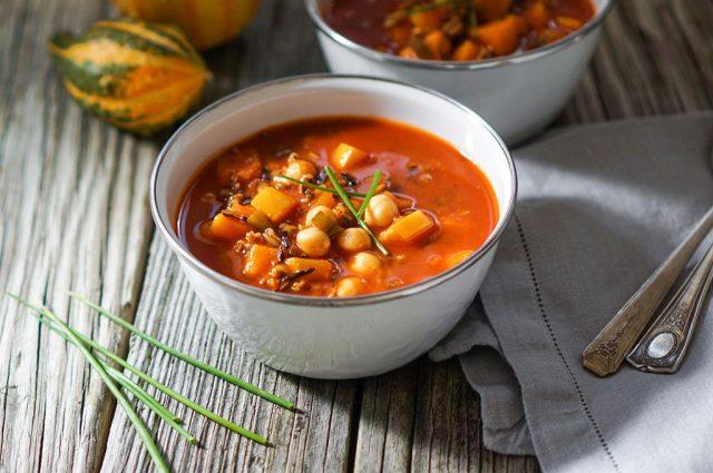 Winter Soup (Prepared)
