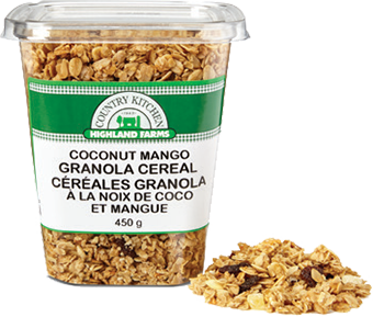 Granola, Seasonings, & K-cups Sample Image