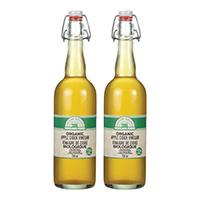 Organic Apple Cider Vinegar Product Shot