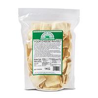 Four Cheese Ravioli Product Shot