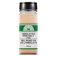 Himalayan Pink Salt – Fine ground Product Shot