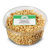Roasted & Salted Peanuts Product Shot
