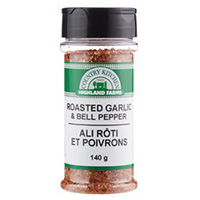 Roasted Garlic & Bell Pepper Seasoning Product Shot