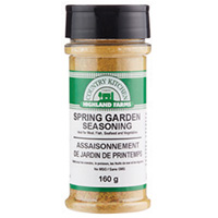 Spring Garden Seasoning Product Shot