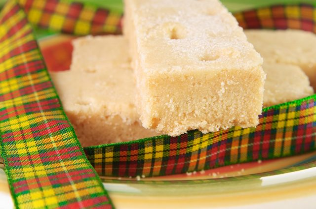 Seasonal Shortbread (Prepared)