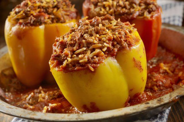 Stuffed Peppers (Prepared)